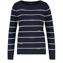 Pullover mit Steinchenapplikation by Gerry Weber Casual