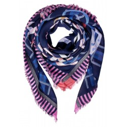 Foulard Hailey avec motif by Street One