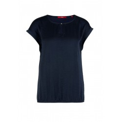 T-shirt with a shimmering look by s.Oliver Red Label
