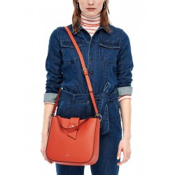 Two-in-one hobo bag with a decorative strap by s.Oliver Red Label
