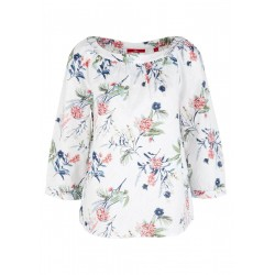 Embroidered blouse by s.Oliver Red Label