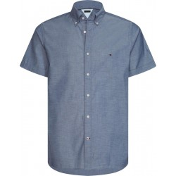 Short sleeve slim fit shirt by Tommy Hilfiger