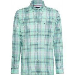 Plaid check shirt by Tommy Hilfiger