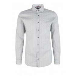 All-over shirt by s.Oliver Black Label