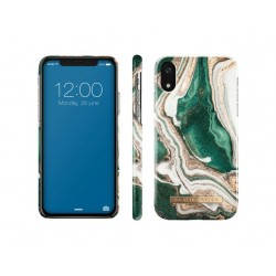 Housse téléphone portable - GOLDEN JADE MARBLE by iDeal of Sweden