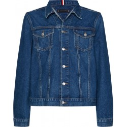 Denim trucker jacket by Tommy Hilfiger