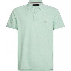 Heather slim fit polo by Tommy Hilfiger