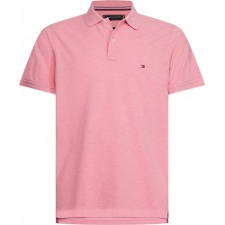 Meliertes Slim Fit Poloshirt by Tommy Hilfiger