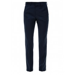 Cesano Slim: Schurwoll-Hose by s.Oliver Black Label