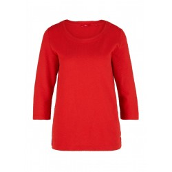 Jacquard-Shirt by s.Oliver Red Label