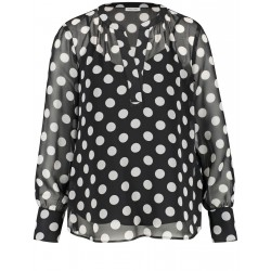 Blouse with an integrated top by Gerry Weber Collection