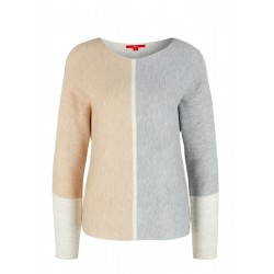Jumper with dropped shoulders by s.Oliver Red Label