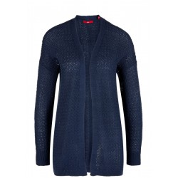 Cardigan avec motif ajour by s.Oliver Red Label
