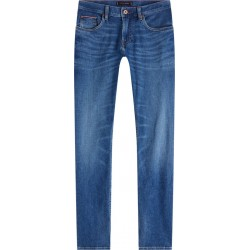 Straight Fit Jeans by Tommy Hilfiger