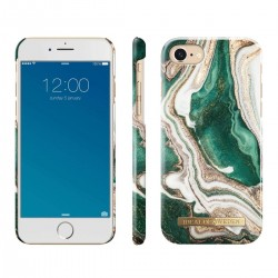 Mobile phone case - GOLDEN JADE MARBLE by iDeal of Sweden