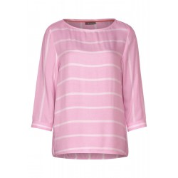 Stripemix blouse by Street One