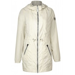 Lange Windbreaker-Jacke by Cecil