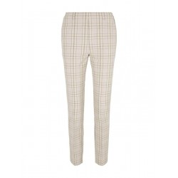 Checked chino trousers by Tom Tailor Denim