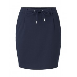 Sporty skirt with drawstring by Tom Tailor Denim