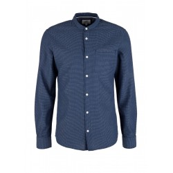 Slim Fit: chemise à manches longues by Q/S designed by