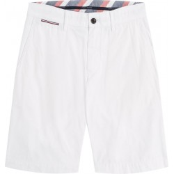 Cotton twill shorts by Tommy Hilfiger
