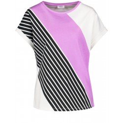 1/2 Arm Shirt mit Diagonalpatch by Gerry Weber Collection