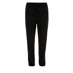 Relaxed Fit: straight leg trousers by Q/S designed by