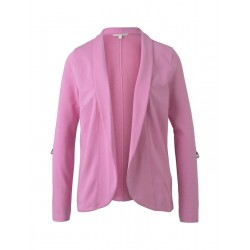 Sweat Blazer mit Turn-Ups by Tom Tailor Denim