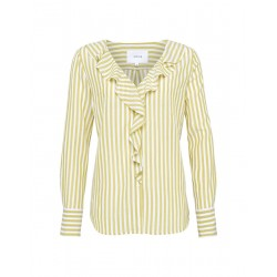 Ruched blouse Felmie by Opus