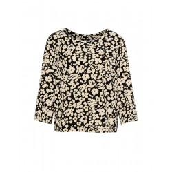 Blouse with print Falesha mindful by Opus