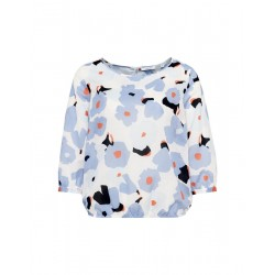 Printbluse Fu abstract by Opus