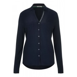 Shirt in Blusen-Optik by Cecil