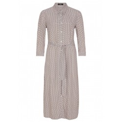 Shirt dress with a retro print by s.Oliver Black Label