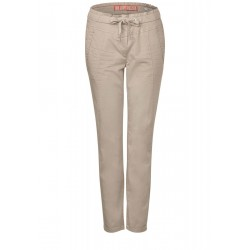 Loose fit pants Chelsea by Cecil
