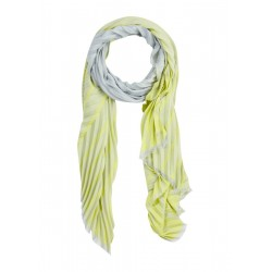 Woven fabric scarf by Comma