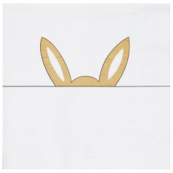 Easter napkins (33x33cm) by Räder