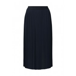 Pleated skirt with soft waistband by Marc O'Polo