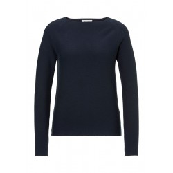 Knitted jumper made from pure cotton by Marc O'Polo