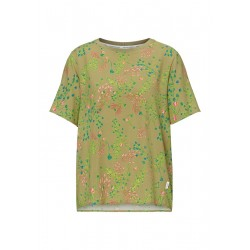 T-Shirt In lightweight viscose fabric by Marc O'Polo
