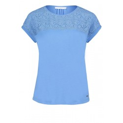 Lace T-shirt by Betty & Co