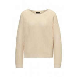 Jumper in pure linen by Marc O'Polo