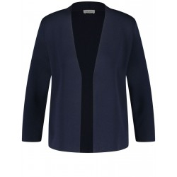 Short fine knit jacket by Gerry Weber Collection