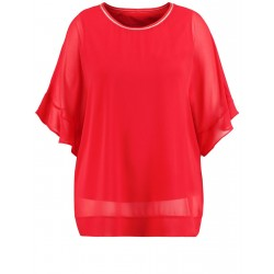2-in-1 Bluse im legeren Style by Samoon