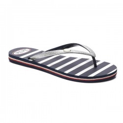 Tongs scintillantes by Pepe Jeans London