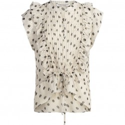 Patterned top by Summum Women