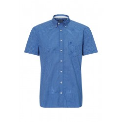 Shaped short-sleeved shirt by Marc O'Polo