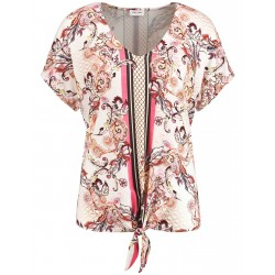 Shirt mit Mustermix by Gerry Weber Collection