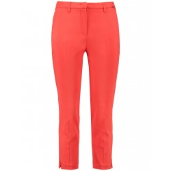 Greta 7/8 trousers with stretch for comfort by Samoon