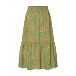 Skirt Made of flowing viscose fabric by Marc O'Polo