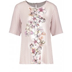 Blusenshirt mit Mustermix by Gerry Weber Collection